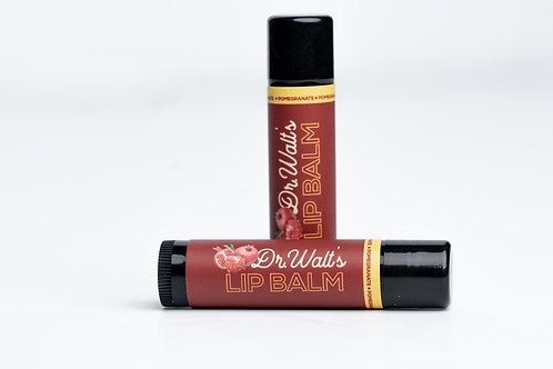 Pomegranate Lip Balm