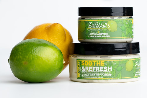 Soothe & Refresh Body Butter