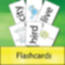 Flashcards front page image green.png
