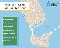 Self-Guided Tour of Treasure and Yerba Buena Islands