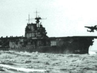 USS Hornet Public Program - Doolittle Tokyo Raid Tribute