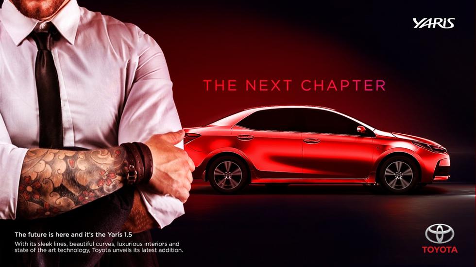 Client: Toyota