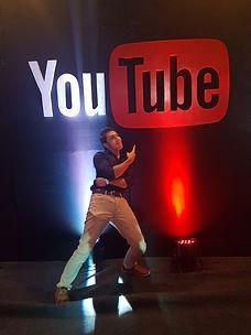 Jay Qureshi Senior Digital Strategist YouTube Event
