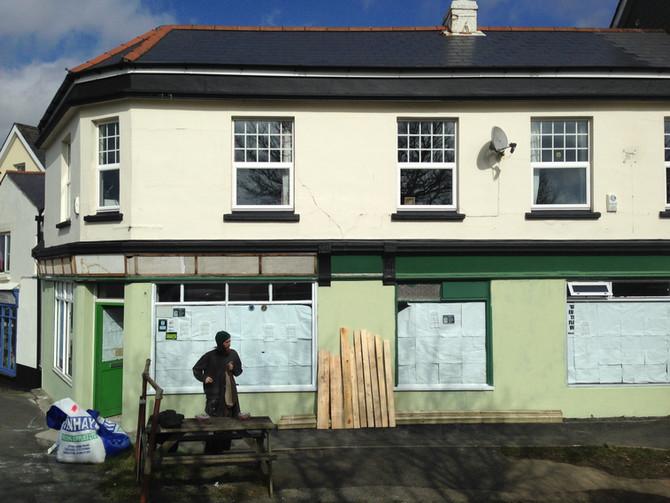 Work begins on Dartmoor Bakery