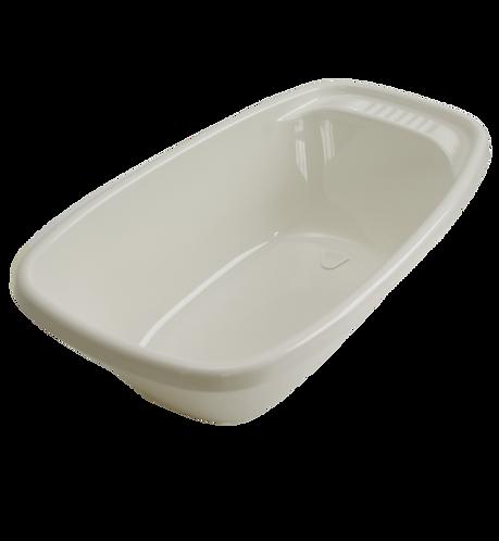 Детская ванночка со сливом Geuther белая