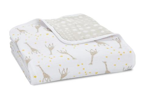 Одеяло из муслинового хлопка Starry star giraffes Aden Anais