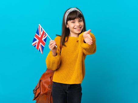Formation anglais enfants et ados