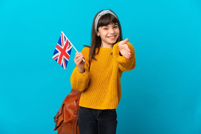 Formation anglais enfants ados