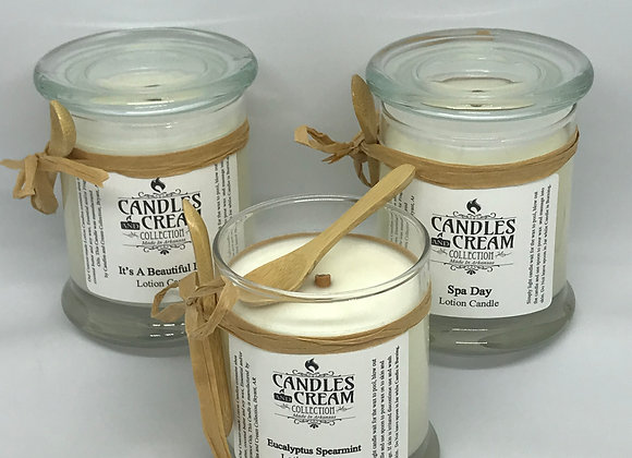 Wholesale Lotion Candle