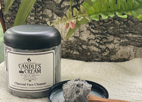 Charcoal Face Wash 8oz