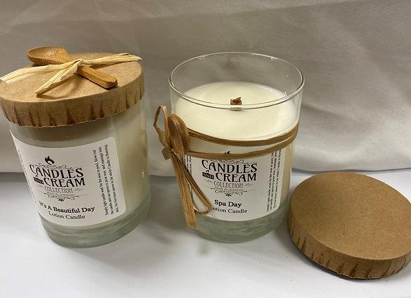 Wholesale  Lotion Candle Glass Jar