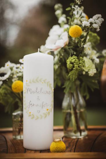 Hochzeitskerze