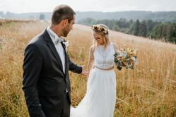 Brautpaar - nachhaltige Hochzeit