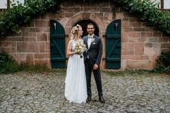 Brautpaar - Gutshof