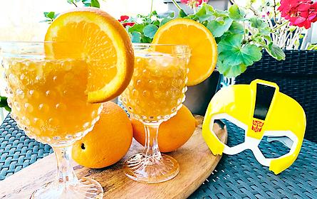 Mocktail de Laranja