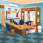 sala-oficina-maestro-armario-computadora