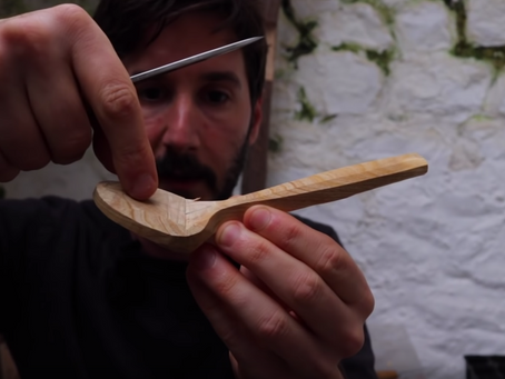 Spoon Carving Video