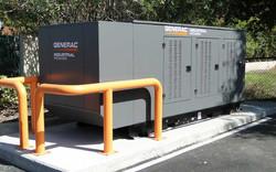 Standby & Prime Generator