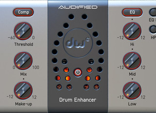 Introducing DW Drum Enhancer