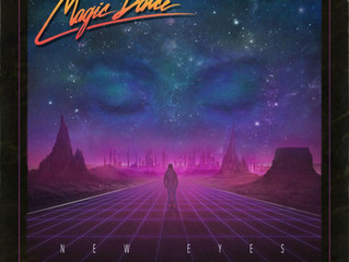 MAGIC DANCE - New Eyes album OUT NOW!