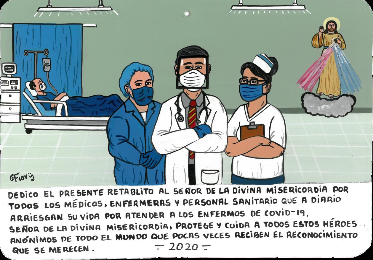La fede in tempo di pandemia