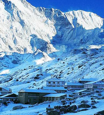 RESERVA: Trekking para o Acampamento Base do Everest Entrada de Cho La