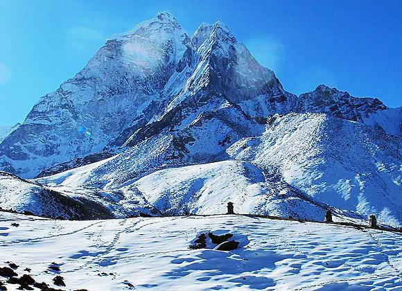 RESERVA: Trekking para o Acampamento Base do Everest
