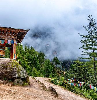 RESERVA: Butão 5 dias