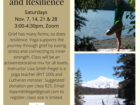 Yoga for Grief and Resilience