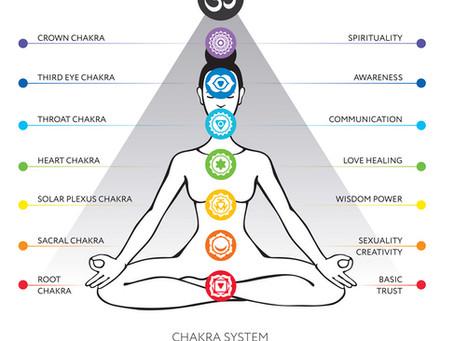 Balancing the Seven Chakras to Improve Self Awareness by Nikki Donoghue