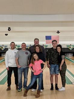 Scott Morgan & Family