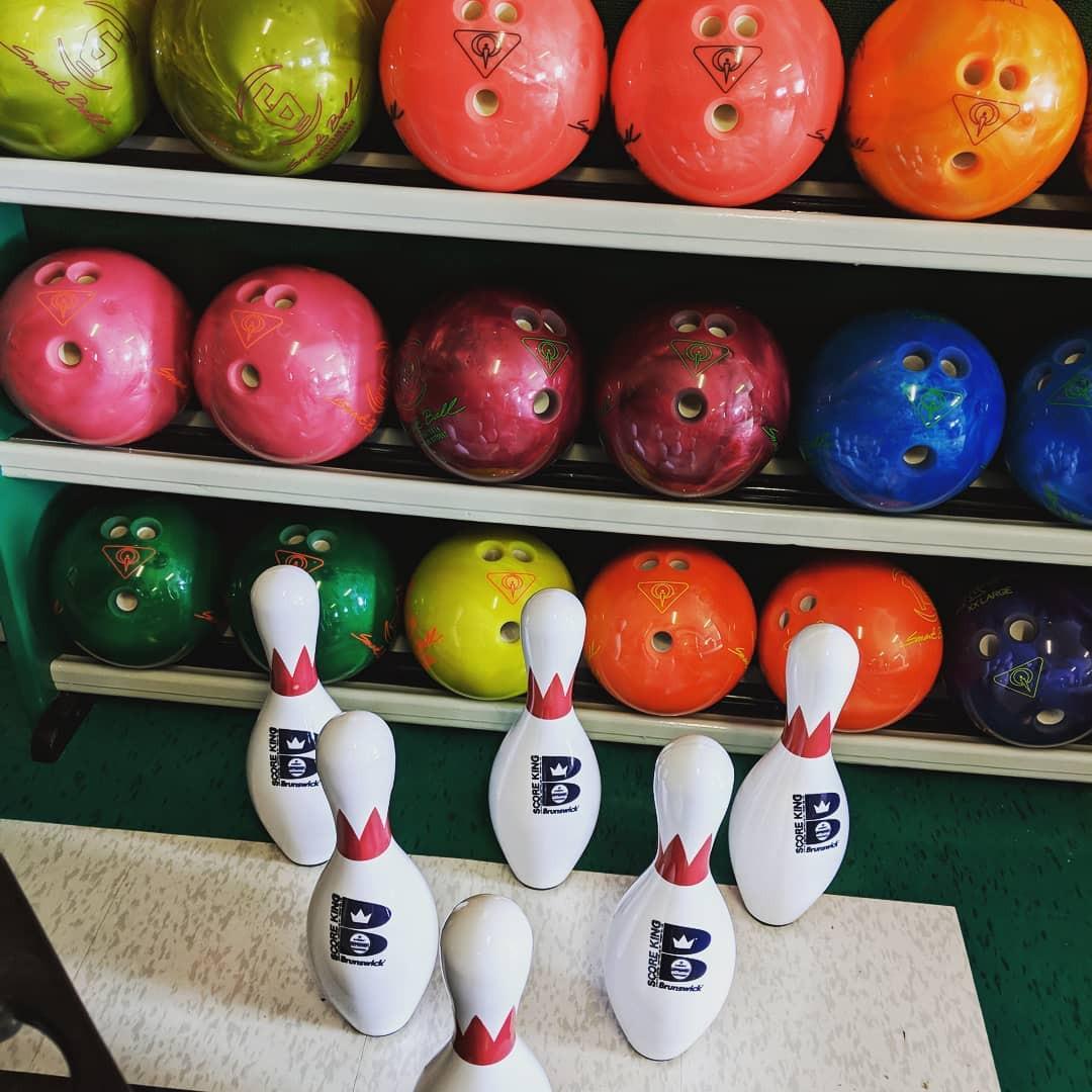 Balls and Pins