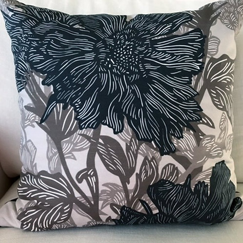 KATE PILLOW 2- GREY