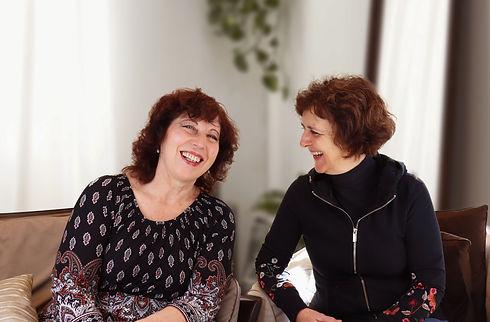 Sanja Rozman in Sonja Gorup