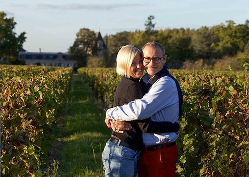 Stanislav et Natalia Zingerenko, Bordeaux