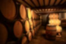 WINE CAVE CHATEAU LA FAVIERE