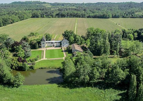 Propriété viticole près de Bordeaux