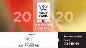 Vinexpo Wine Paris 2020