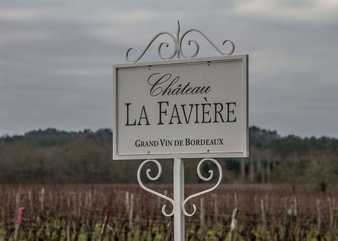 Chateau La Faviere, Grand Vin de Bordeaux