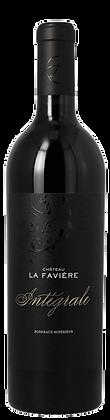 Intégrale 2014 / Carton de 6 x 75 cl / soit 50 € la bouteille