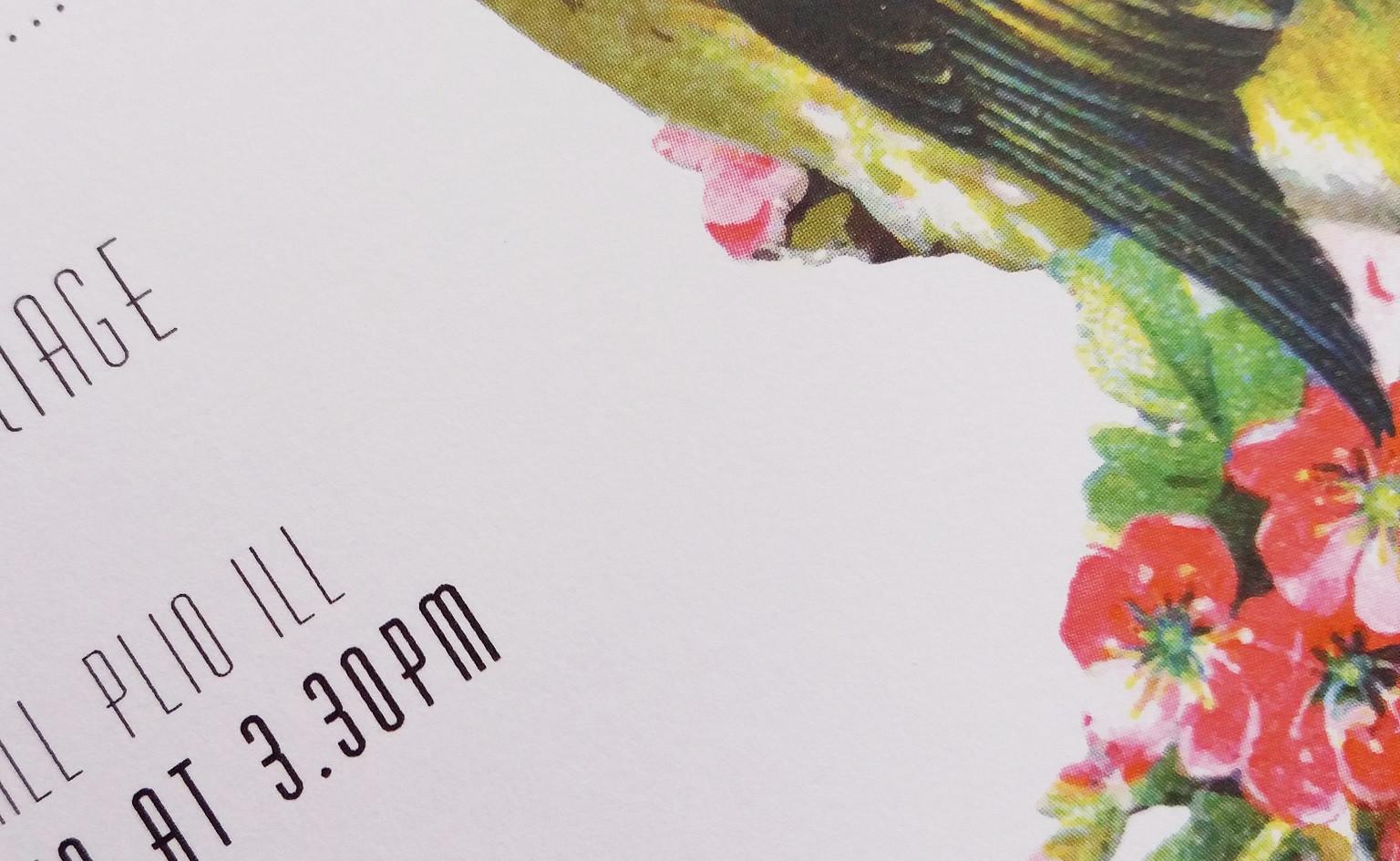 TWEET - invitation detail