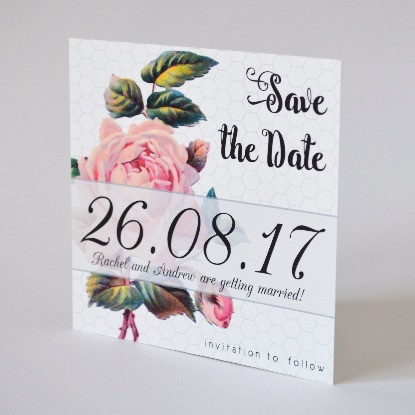 GEO ROSE - save the date