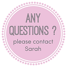 paper ROSE designs wedding stationery - any questions patch
