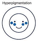 hyperpigmentation icon