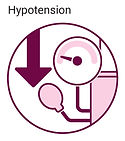 hypotension icon