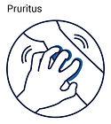 pruritus icon