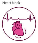 heart block icon