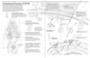 layout sketch for CFTR editorial illustration