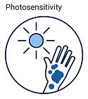 photosensitivity icon