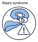 reye's syndrome icon